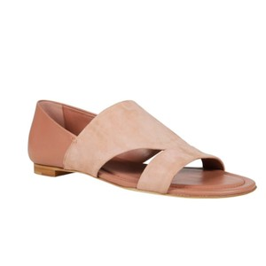 Tod's Pink/Brown Sandals