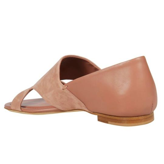 Tod's Pink/Brown Sandals Image 1