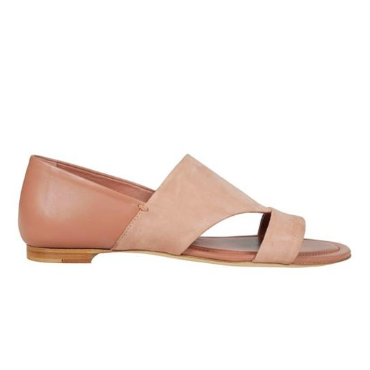 Tod's Pink/Brown Sandals Image 2