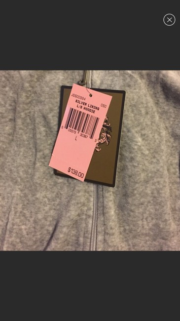 Juicy Couture gray Jacket Image 1