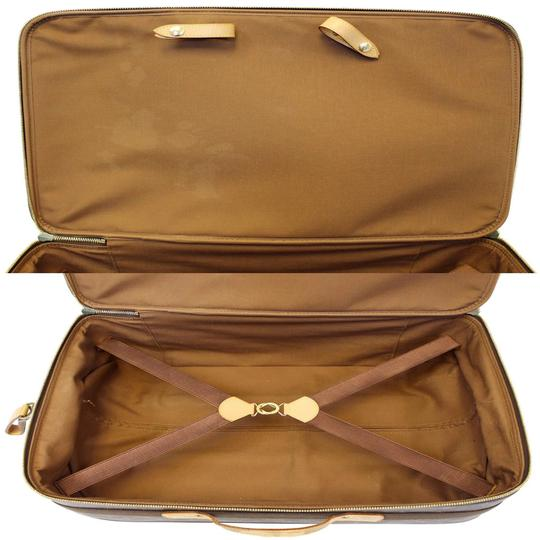 Louis Vuitton Brown Travel Bag Image 11