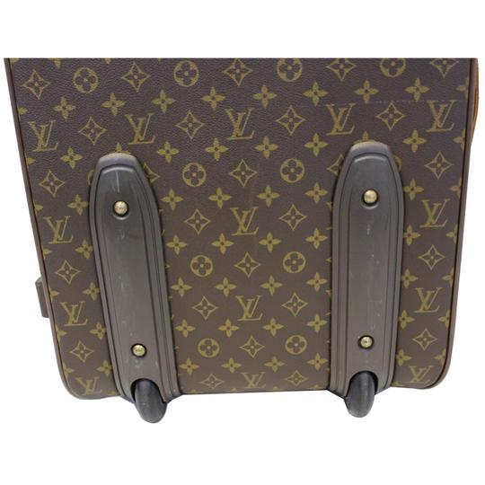 Louis Vuitton Brown Travel Bag Image 2