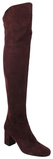 Preload https://img-static.tradesy.com/item/26230302/saint-laurent-burgundy-suede-bb-70-over-the-knee-it-38us-8-393826-6127-bootsbooties-size-eu-38-appro-0-1-540-540.jpg