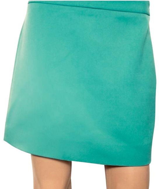 Item - Deck Green Thicker Material Lined Skirt Size 8 (M, 29, 30)
