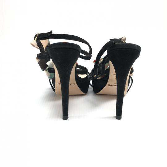 L.K. Bennett Bow Strappy Heels Made In Spain Pumps Image 2