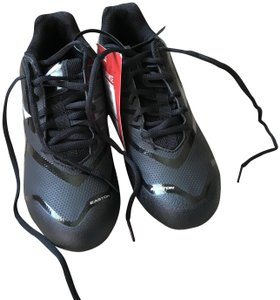 Easton New With Tags Baseball Cleats Men's 6.5 Man Made Materials Easton/Black w/Gray Athletic