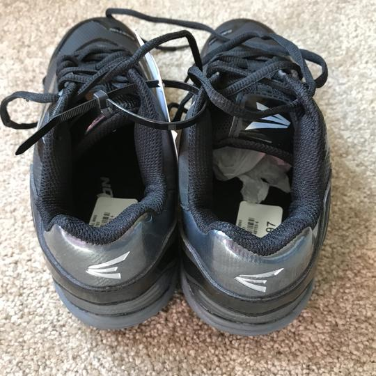 Easton New With Tags Baseball Cleats Men's 6.5 Man Made Materials Easton/Black w/Gray Athletic Image 2