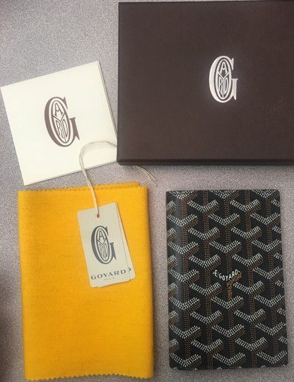 Goyard Classic Grenelle Bi-fold Wallet Multi-Slot Passport Holder Image 1