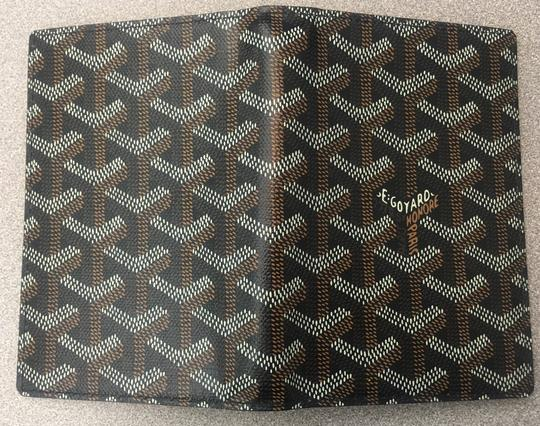 Goyard Classic Grenelle Bi-fold Wallet Multi-Slot Passport Holder Image 9