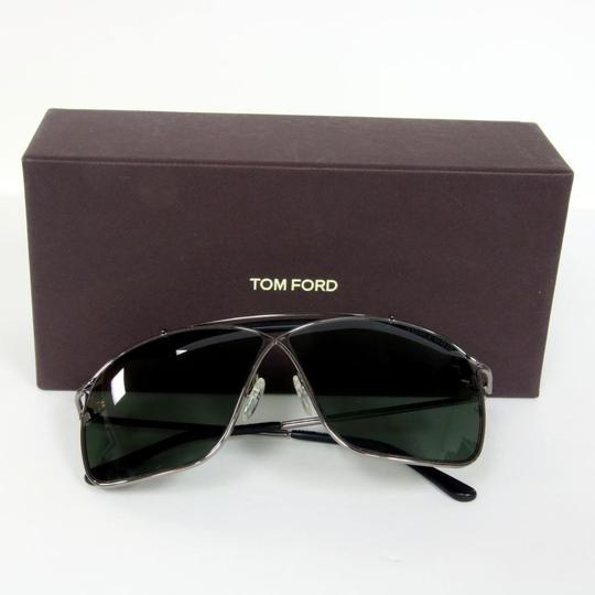 Tom Ford TOM FORD FELIX TF 194 BLACK SILVER GRADIENT UNISEX SUNGLASSES NEW Image 1