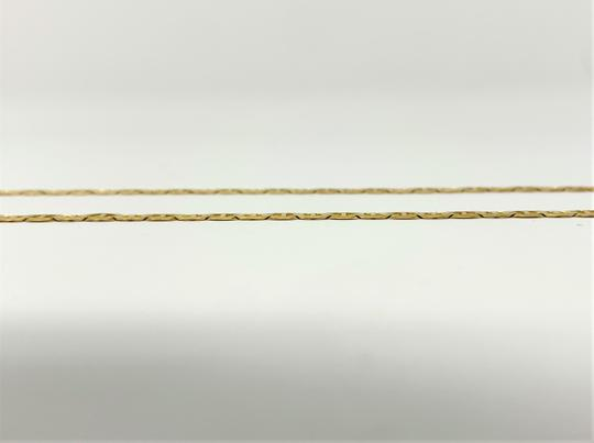 Other 10k Yellow Gold Gucci Anchor Mariner Link Chain Necklace Italy 20.5