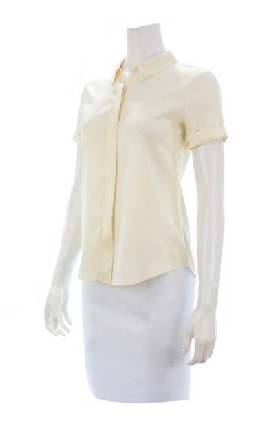 Theory Button Down Shirt beige Image 3