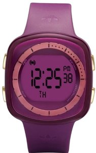 adidas Adidas Female Sports Watch ADH6086 Purple Digital