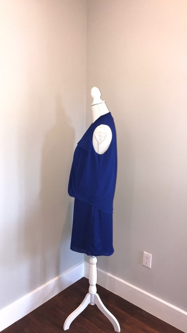 The Limited short dress blue on Tradesy Image 2