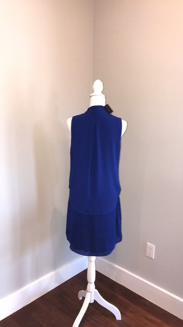 The Limited short dress blue on Tradesy Image 3