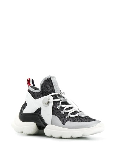 Moncler Gray Athletic Image 1