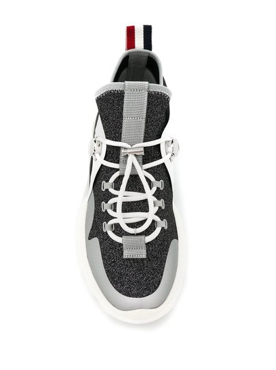 Moncler Gray Athletic Image 3
