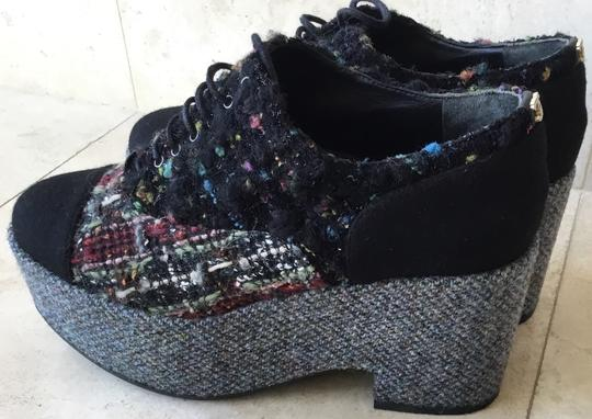 Chanel Wedges Image 2