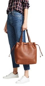 Madewell Tote in brown