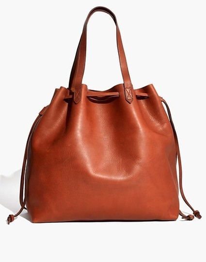 Madewell Tote in brown Image 1