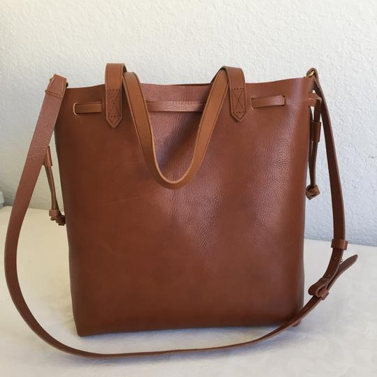 Madewell Tote in brown Image 3