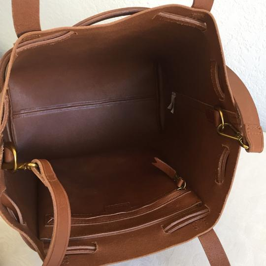 Madewell Tote in brown Image 8