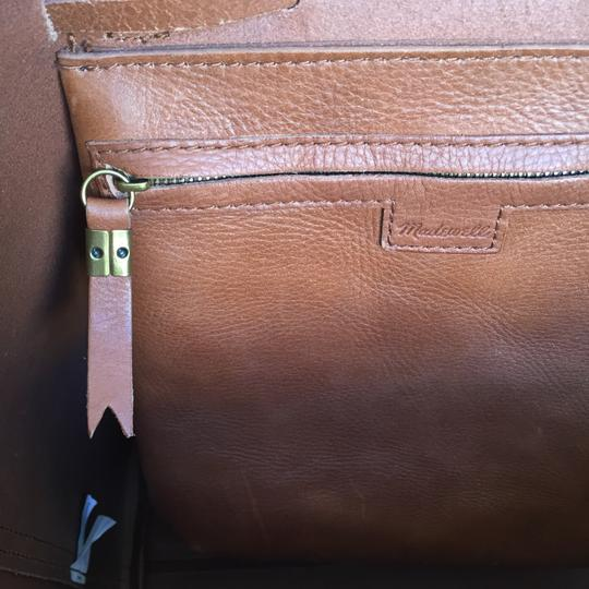 Madewell Tote in brown Image 9