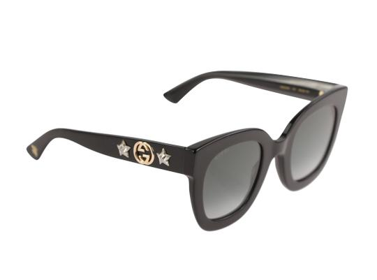 Gucci Stars Oversized Sunglasses Image 1