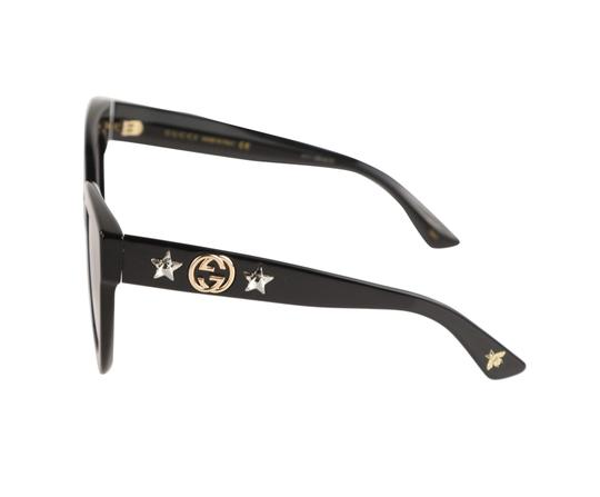 Gucci Stars Oversized Sunglasses Image 4