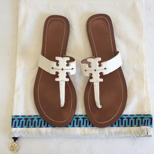 Tory Burch cream Sandals Image 1
