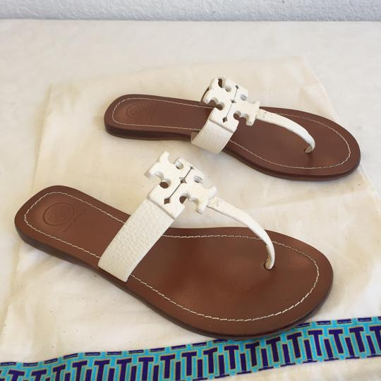 Tory Burch cream Sandals Image 2