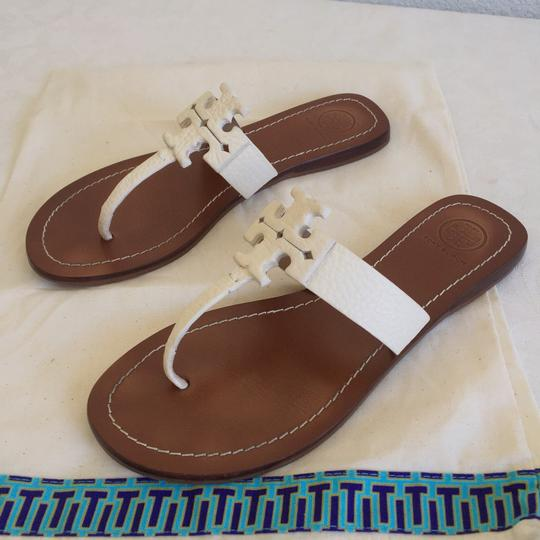 Tory Burch cream Sandals Image 3