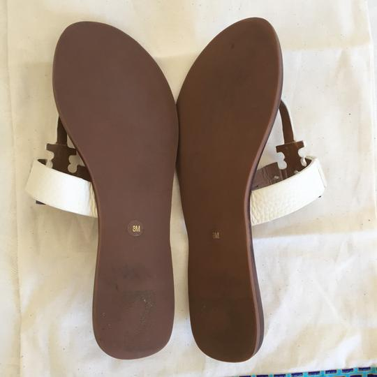 Tory Burch cream Sandals Image 4