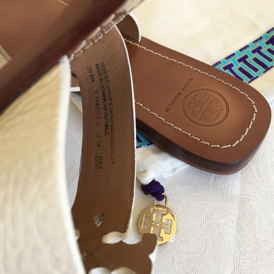 Tory Burch cream Sandals Image 5