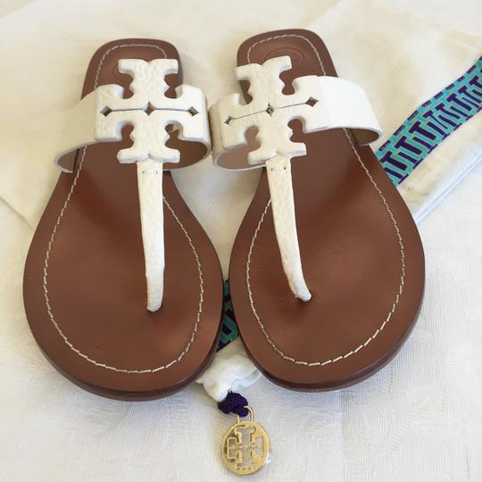 Tory Burch cream Sandals Image 6