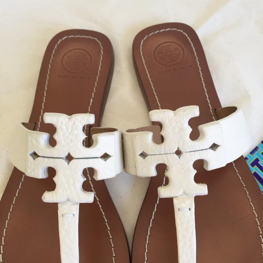 Tory Burch cream Sandals Image 7