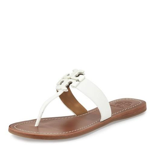 Tory Burch cream Sandals Image 8