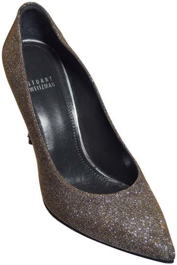 Preload https://img-static.tradesy.com/item/26232709/stuart-weitzman-platinum-gold-shimmer-pumps-size-us-10-regular-m-b-0-1-540-540.jpg