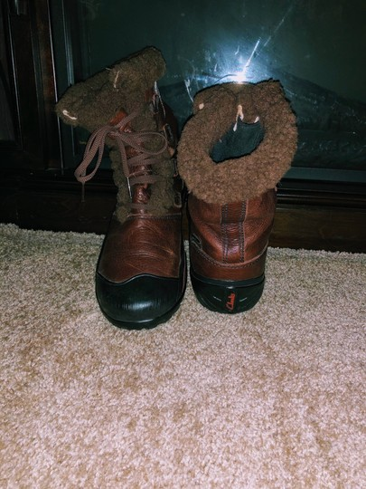 Frye BROWN Boots Image 5
