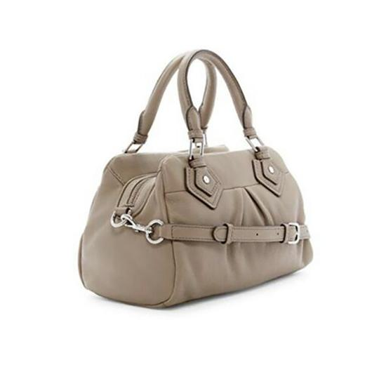 Marc by Marc Jacobs Satchel in Cement Image 1
