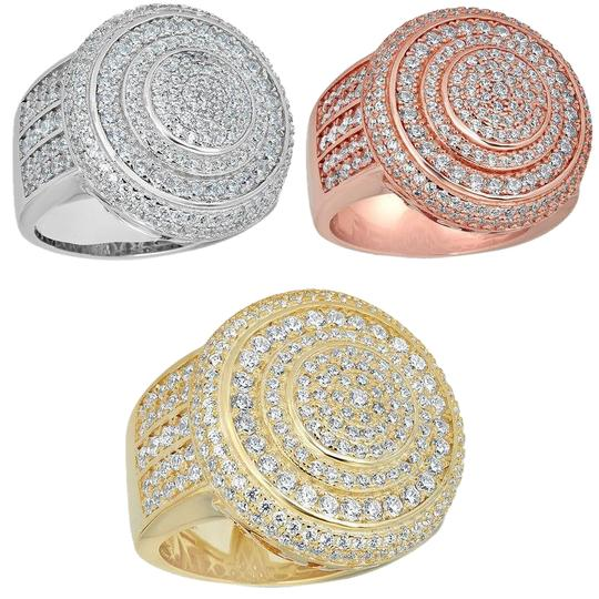 Preload https://img-static.tradesy.com/item/26232784/14k-gold-925-silver-iced-out-diamond-pinky-ring-0-1-540-540.jpg