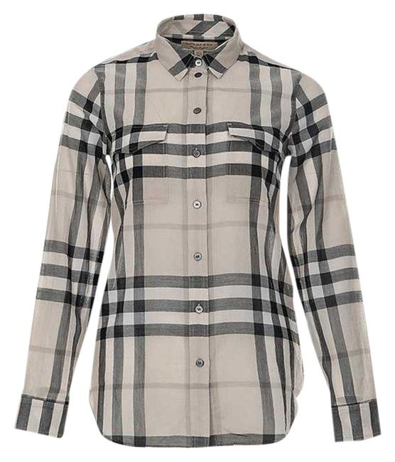 Preload https://img-static.tradesy.com/item/26232848/burberry-chino-house-check-cotton-shirt-4050386-button-down-top-size-4-s-0-1-650-650.jpg