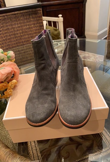 Sperry GREY SUEDE Boots Image 2