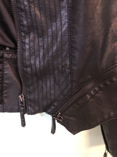 BlankNYC Faux Chic Leather Jacket Image 10