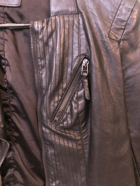 BlankNYC Faux Chic Leather Jacket Image 11