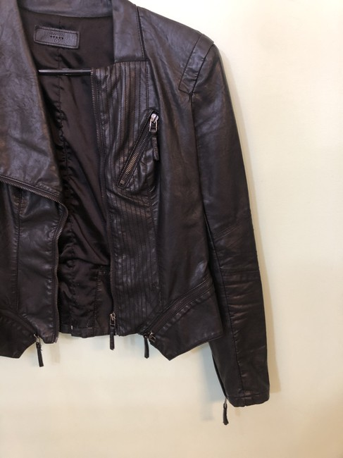 BlankNYC Faux Chic Leather Jacket Image 4