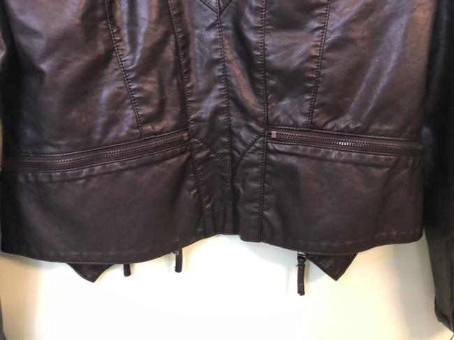 BlankNYC Faux Chic Leather Jacket Image 5