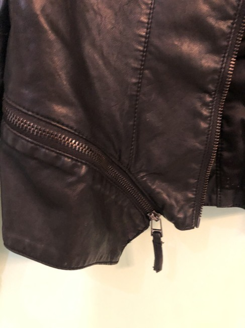 BlankNYC Faux Chic Leather Jacket Image 7