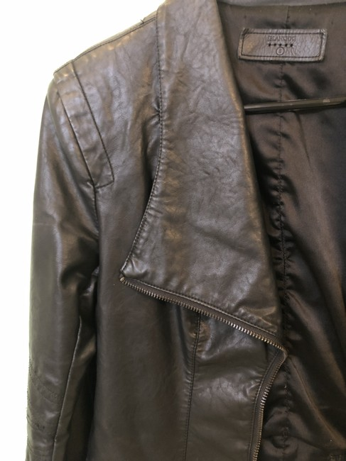 BlankNYC Faux Chic Leather Jacket Image 8