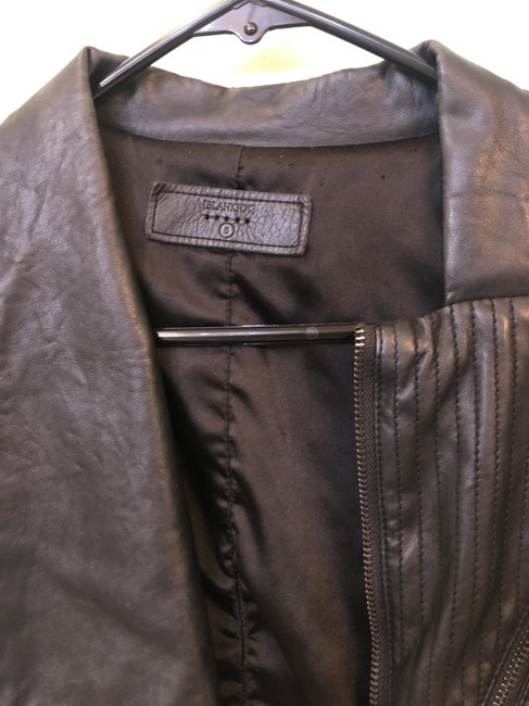 BlankNYC Faux Chic Leather Jacket Image 9